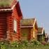 Сдаем посуточно двухместные домики для отдыха за городом