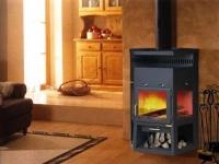 Отопление дома с помощью печей