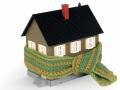 Использование современных материалов для утепления загородного дома
