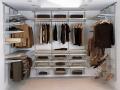Создаём гардеробную в условиях небольшой квартиры
