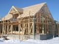 Правила по выбору места для постройки дома. Преимущества каркасных домов