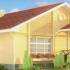 Дом 104 м² в Ягуле на участке 12 сот., все коммуникации