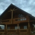 продается дом в д.ДОКША с видом на р.КАМА(100м.)