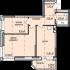 Продается 2 комн квартира в Устиновском районе