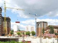 С начала года в Удмуртии построили триста тысяч кв. метров жилья