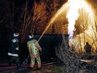 22 января произошло 6 пожаров