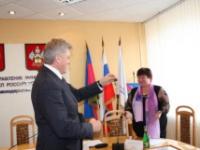 Вдовы полицейских получили квартиры от МВД Удмуртии