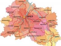 В Орловской обл. будет построено 310.000 м2 социального жилья