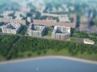 В Ижевске не будут строить «китайскую стену» вдоль берега пруда